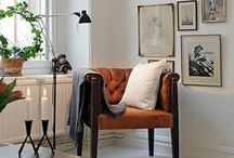 Home - Interiors / by Whitney Frenzel