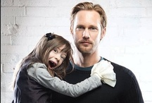 Alexander Skarsgard: God's Gift to Women / The title seems pretty self explanatory.  / by Alexis Vargas