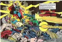 Comic Book Art that inspires