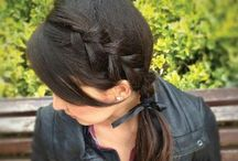 Hairstylings :) / by Elya O'Bryan