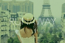 Runaway / Oh, the places you'll go! / by AG Jeans