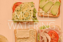 Mouthwatering / Open wide for a smorgasbord of sensorial delights. Omnivores unite! / by AG Jeans