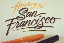 Wake me up in San Francisco. / Everything I love about this city on the bay  / by Alexis Vargas