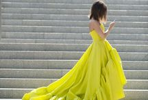 gorgeous gowns / by Kat Garin