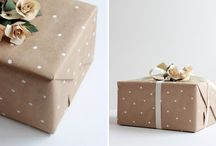 wrappings / by Kat Garin