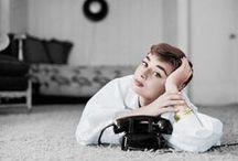 Audrey / by Jules Atencio