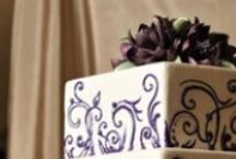 """I Do"" Love Wedding Cake"