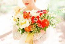 Bouquets- Weddings