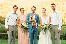 Bridal Party Inspiration- Weddings