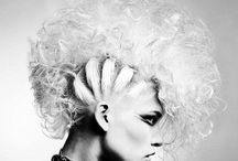 Editorial / Runway / Fantasy Hair