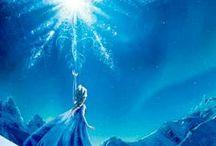 Frozen <3 / by Faith Weatherman