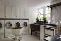 Laundry Room / Everyone deserves a lovely laundry room.