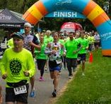 Multi-Sport Day / Our Multi-Sport Day events include a 5K, 10K, Duathlon and Family Bike Ride, held the Sunday of Valleyfest Weekend!
