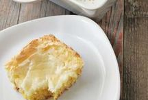 #glutenfree desserts / mostly gluten free... & some recipes i'm inspired to recreate as gluten free