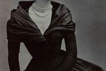Glamorous & Elegant / I was born in the wrong era.
