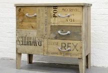 Vintage/Recycled Decor / by redhardwick