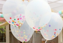 Party party party!  / Inspiration for events.