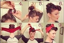 Hair and MakeUp Ideas / by Tara