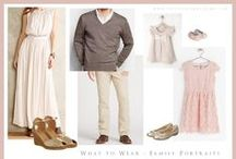 Outfit Ideas for Photography Sessions
