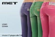 Jeans mania / by Piustyle Italia