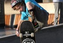 Skateboarding / by Caroline Lawton