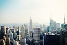 New York, New York / by Bethenny Frankel
