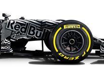 F1 & Wheels / by Darren Friend