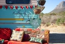 Combis and Caravans / by Caroline Lawton
