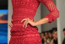 Crochet Fashion / by Natalia Ortiz