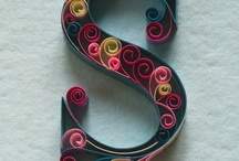 Quilling and Paper Flowers / by Susan Nichols