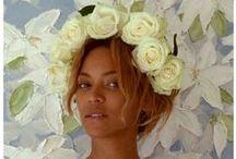 B / Beyonce / by Georgia Hickey