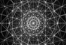 Dots to Dots = Line to Line = Shape to Shape = Image
