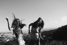 B&W / by Courtney Bachmann