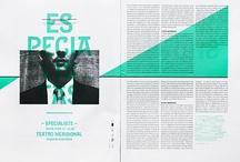 layout / magazine / print
