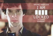 I am S H E R locked / Anything Martin Freeman or Benedict Cumberbatch / by Erin Ayling