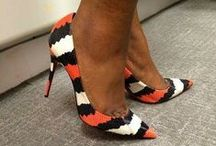 """If the Shoe Fits... / Shoes galore from all the celebs who stop by """"bethenny""""!"""