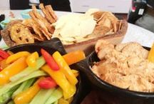 Skinnydipping / Low-cal dip recipes for your next party...or whenever you need a little snack!