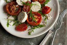 Consumables - Ensaladas y Salsas / Salads & salsas