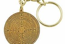 Vivat! - Labyrinthe ... / Wundervolle Accessoires, inspirierende Bücher und schöne Eindrücke von Labyrinthen ...