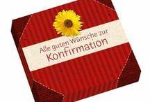 Vivat! - Konfirmation ... / Geschenkbücher und kleine Präsente zur Konfirmation ...