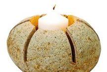 Vivat! - Kerzen & Leuchter ... / Große Auswahl an Kerzen und Kerzenständern in unterschiedlichen Ausführungen und für verschiedene Anlässe ...