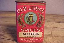OLD CANS / by David Lambert