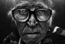FACES / In photography and art