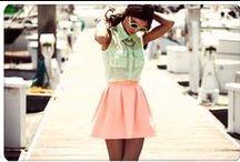 Spring + Summer + Fashion