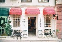 Cafès & Restaurants