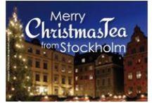 Sorteo Viaje Estocolmo enero 2015 / Participa y gana un viaje a Estocolmo para dos personas sólo por decirnos con quién compartes tu Christmas Tea:  https://premium.easypromosapp.com/p/28940