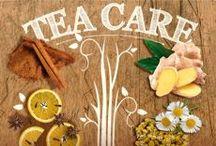 Tea Care / El invierno es el momento del año en que necesitamos las bebidas calientes, como tés e infusiones, como nuestros aliados para sentirnos sanos y con fuerza.