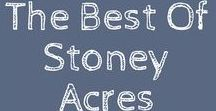 The Best of Stoney Acres Blog / Gardening and real food Pins directly from our Blog.  www.ourstoneyacres.com