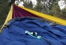 The Great Outdoors / Take your Zipbuds SLIDE camping, hiking, fishing! Our bullet-proof grade wires can handle it.