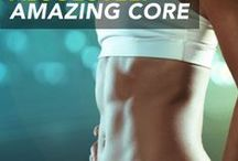 Core Work / Taking that core from 'flab' to 'FAB'. Check out some of these killer core workouts!